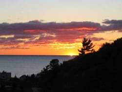 Michigan-Sunset