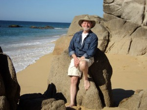 William Kent Krueger in Cabo