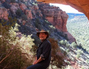 William Kent Krueger in Sedona