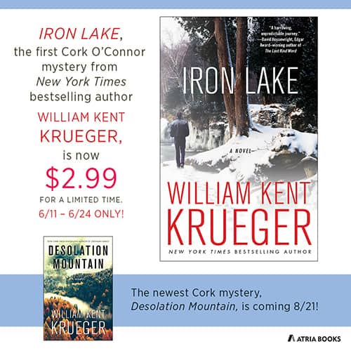 Iron Lake Discount Offer