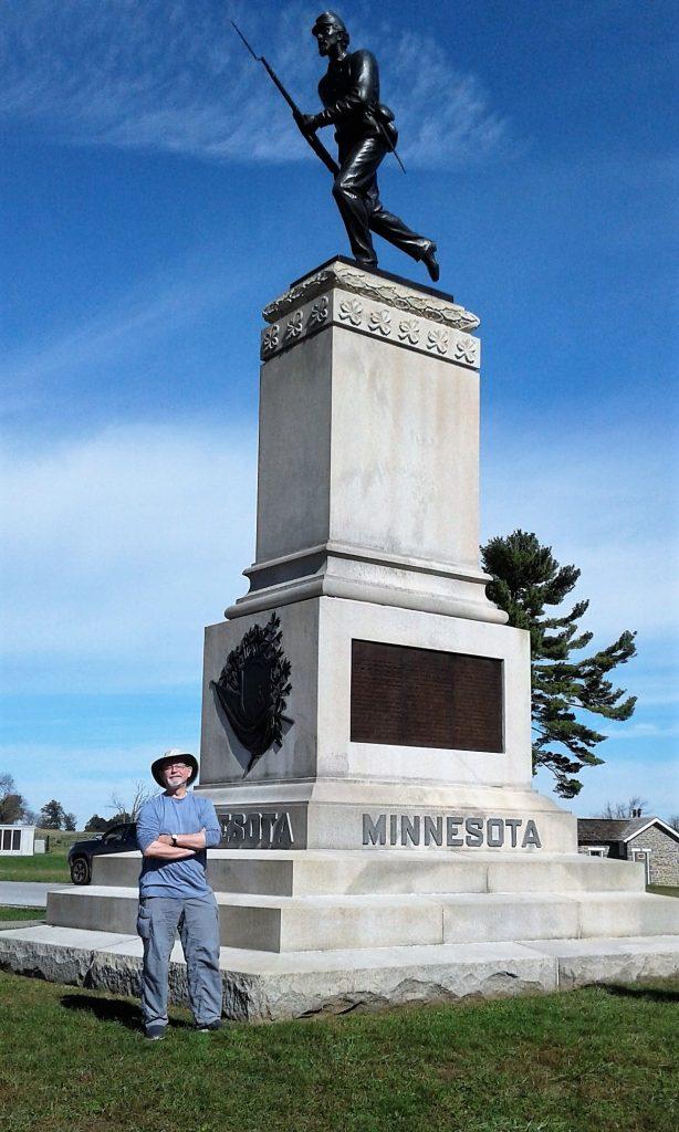 Kent in Gettysburg
