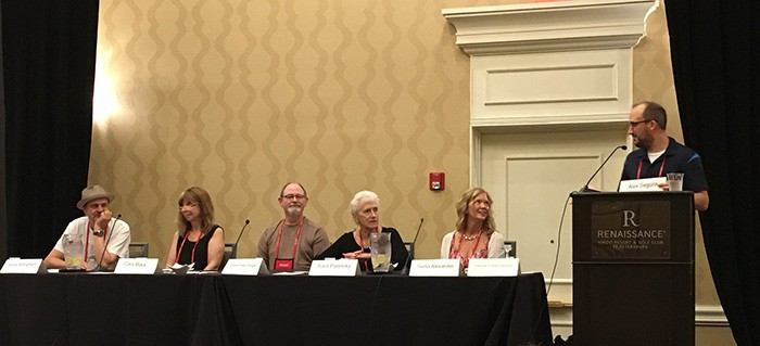 Bouchercon 2018 - William Kent Krueger et al